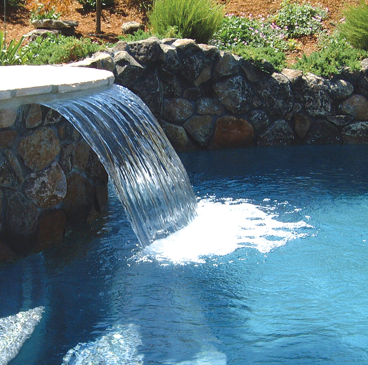 Zodiac Blog Guide To Pool Water Features