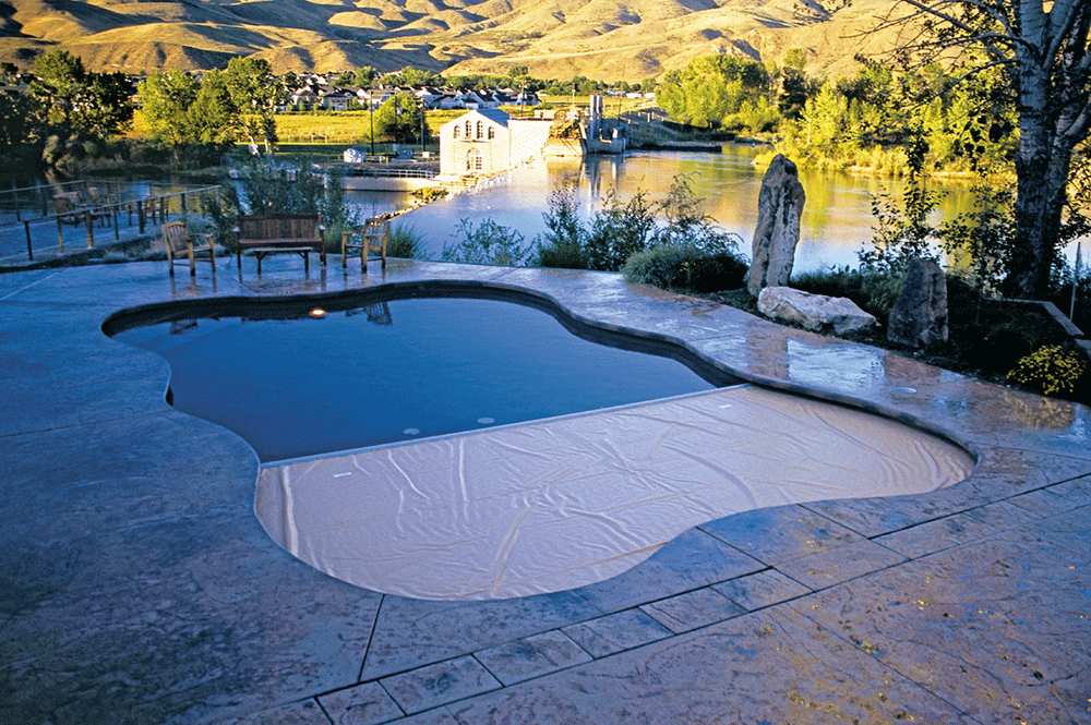 A Pool Cover Is One Of The Most Practical Accessories You Can Buy For Your  Pool. Not Only Will It Help Keep Maintenance Down By Preventing Twigs,  Leaves, ...