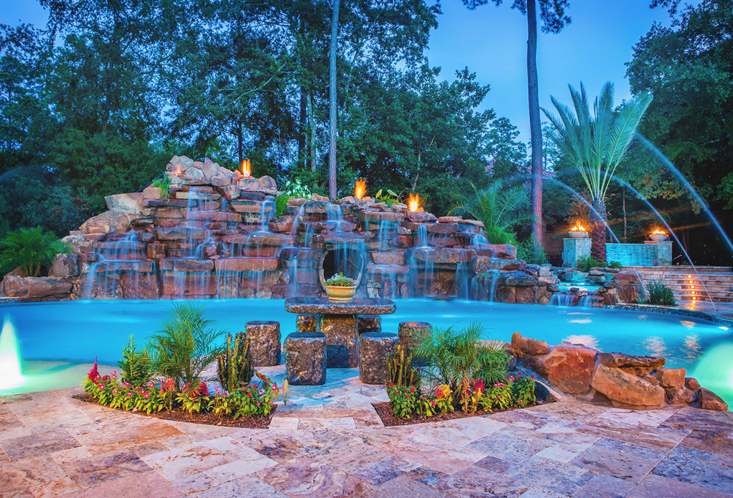 Regal Pool Design Photo
