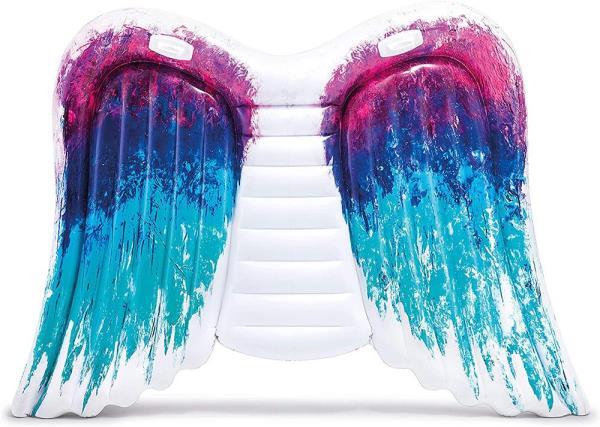 Angel wing pool float