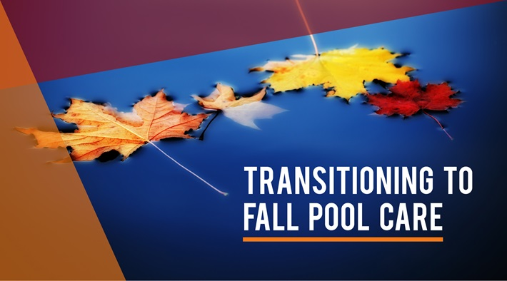 fall pool care